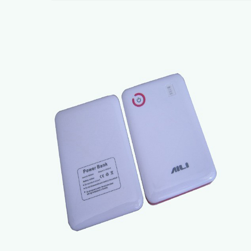 Aili Double USB Port Mobile Power Bank Box 5V 9V 12V 18650 Battery Box Shell Portable