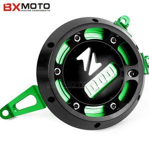 Image 5 - Für Kawasaki Z1000 2010 2019 Z1000SX 2011 2018 Motorrad CNC Aluminium Motor Schutz Seite Stator Fall Schutz Protector 5 farben