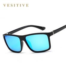 Nova Chegada VESITIVE Retro Vintage Marca Designer Óculos Polarizados Óculos de Sol Das Mulheres Dos Homens do Sexo Masculino Óculos de Sol gafas oculos de sol masculino