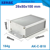 1-piece-wall-mounted-aluminum-cabinet-electrical-heatsink-switch-case-for-led-control-3980100mm
