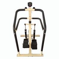Adult Hydraulic Stepper Home Hemiplegia Stroke Fitness Training fitness machine Lower limb training Rehabilitation Equipment 1pc
