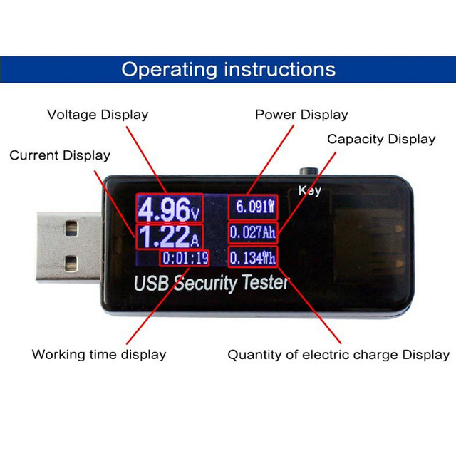 flash drive capacity checker