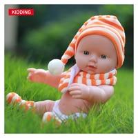 GRAPJE Kawaii babypoppen Levensechte Reborn Babies Babypop Zachte Siliconen Vinyl Real Touch Mooie Speelgoed 30 cm 12 inch