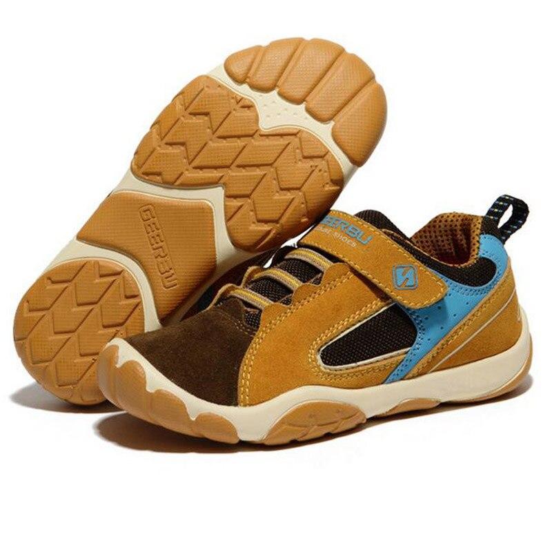 Дышащая Детская Обувь Девушки Парни Обувь Новый Бренд Дети Кожаные Кроссовки Спортивная Обувь Мода Повседневная Дети Мальчик Кроссовки