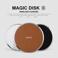 Nillkin Qi Magic Disk III Wireless Charger For Apple IPhone 6 6S Plus Samsung Galaxy S6
