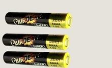 AAAA 3 pcs 1.5 v bateria primária bateria seca alcalina da bateria fone de ouvido Bluetooth, caneta laser bateria