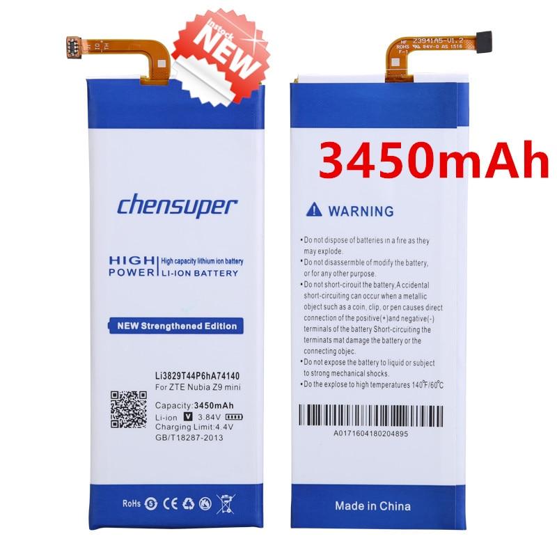 NEUE chensuper Original Li3829T44P6hA74140 Batterie Für ZTE Nubia Z7 Z9 NX508J NX510J NX511J Z9 Max Plus Z9 mini Handy