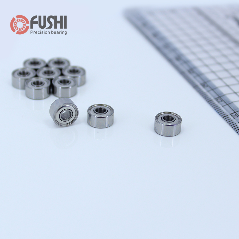 693ZZ Bearing 3*8*4 Mm ( 10 Pcs ) ABEC-7 Miniature Engine 693 ZZ Ball Bearing 619/3ZZ R-830ZZ EMQ Motors Fans 693Z 693 Bearings 683zz bearing abec 7 10pcs 3x7x3 mm miniature 683 zz ball bearings 618 3zz emq z3v3 high quality