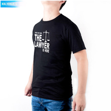 Have no fear Lawyer is here t-shirt