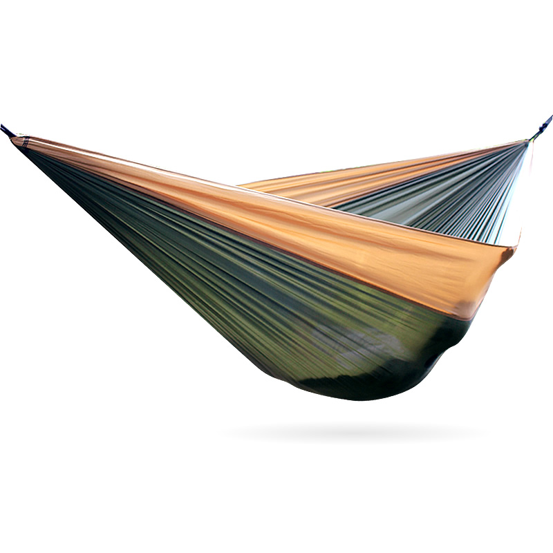 320cm Backpacking Hammock Parachute Folding Hammock 2 Hammoc