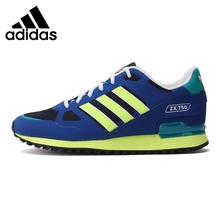Original 2016 Adidas Originals ZX 750  Men's Skateboarding Shoes Sneakers