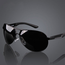 Hot Fashion Men's UV400 Polarized coating Sunglasses men Driving Mirrors oculos Eyewear Sun Glasses for Man