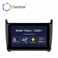 Ownice C500 Android 6 0 Octa Core Car Radio Gps Navi DVD Player For Volkswagen Polo