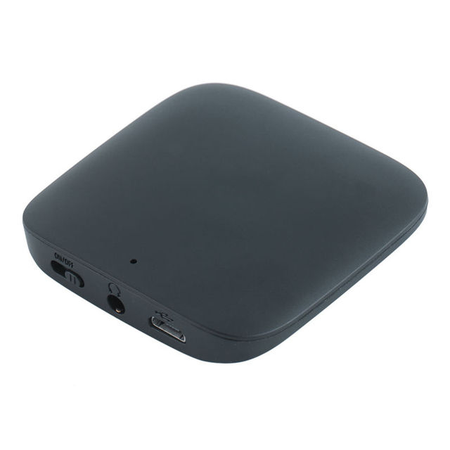 Adaptador de 3.5mm Estéreo Bluetooth 4.1 Receptor Transmisor Inalámbrico de Audio de Salida para Auriculares Altavoces de TV PC MP3 MP4 Radios de los Coches