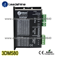 цена на Genuine Leadshine 3DM580 Stepper Motor Drive 18 to 50VDC Max 8A Suitable for 573S09 573S15 863S22 and 863S42 Stepper Motor