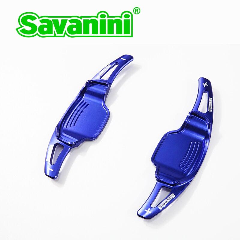 Savanini alumínium kormánykerék DSG váltó lapát váltó - Autóalkatrész - Fénykép 6