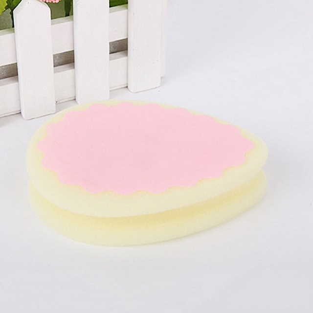 3 Different Shapes Soft Lovely Women Hair Removal Sponge Cute Depilation Tools Skin Care Sponges Beauty Ladies Magic Painless 3