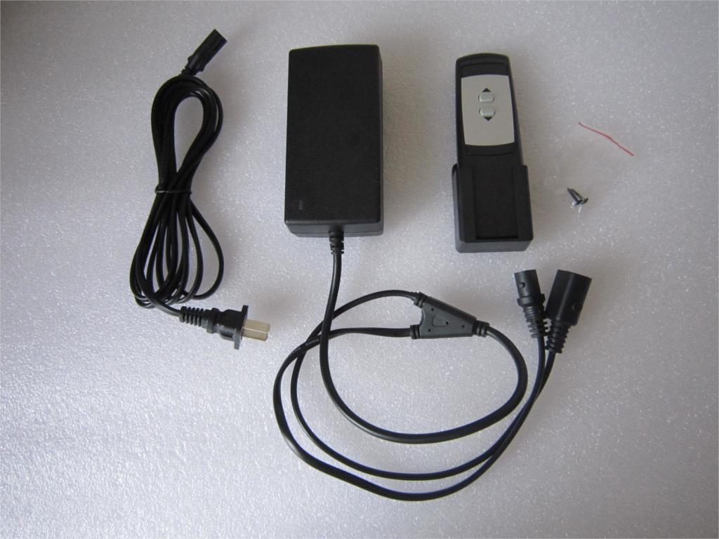 Remote Controller box 110-240V input 24V output wireless handset operate 1 pcs Linear Actuator 24v wireless remote controller for heavy duty linear electric actuator new 1 pcs