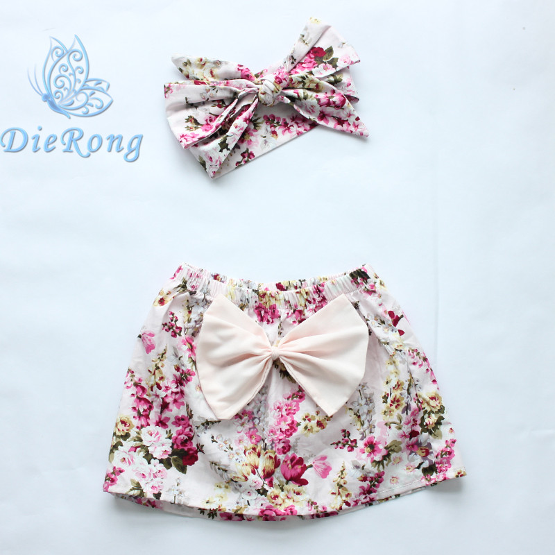 2016-new-style-baby-girl-skirts-flower-printed-boutique-girls-clothes-with-headband-fresh-style-skirt-childrens-clothing-4