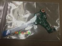 Voor hp pavilion 17-e 15-e serie 720673-001 knopkaart da0r68pb6d0 w 6 pin lint