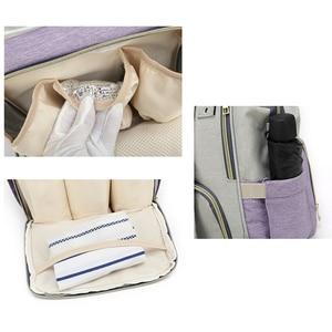 Image 5 - VRTREND New Baby Diaper Bag Waterproof Mummy Maternity Nappy Bag Large Capacity Baby Bag Travel Backpack Designer Nursing Bag