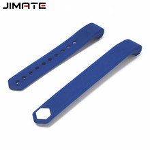 Jimate ID 115 ID115 HR Smart Bracelet Strap Fitness Tracker Smart Band Soft Strap Smart Wristband Accessories Belt For ID115HR