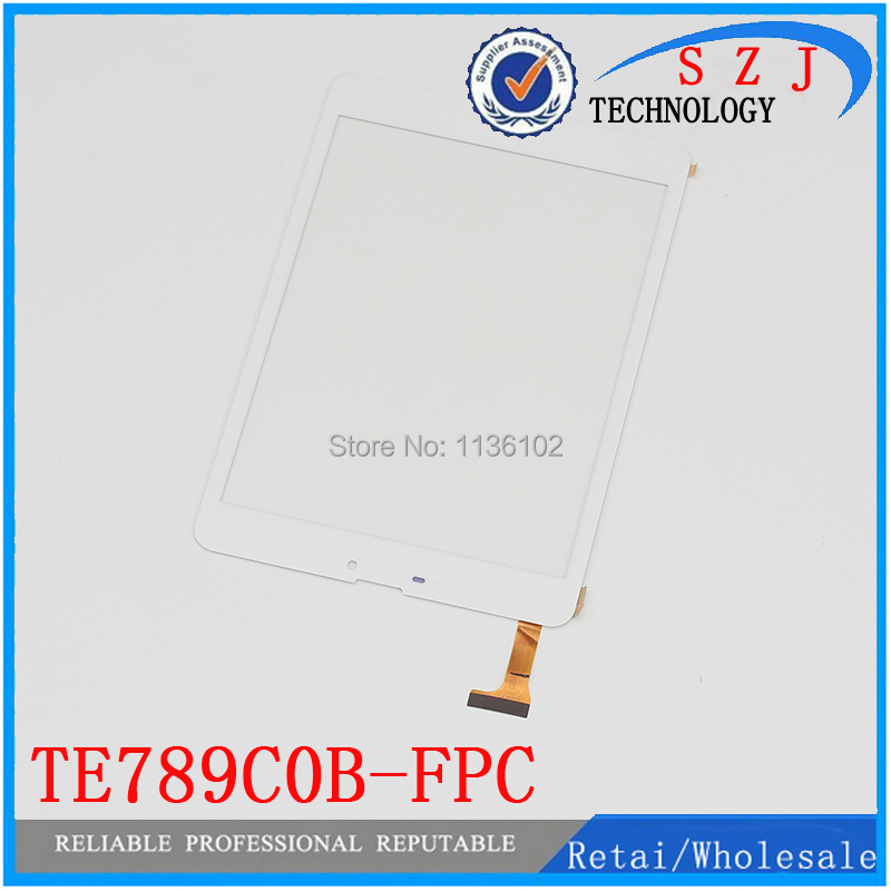 ФОТО Original 7.85'' inch TE789C0B-FPC capacitance screen for SOSOON X79 Touch Screen panel Tablet Screen Free shipping