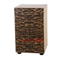 Afanti Music Rosewood / Birch Wood / Natural Cajon Drum (KHG-206)