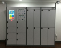 Control Self service cabinet Remote SMART logistic distribution system WiFi Parcel Delivery Lockers safes