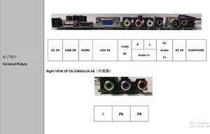 "Image 3 - DVB T2/DVB T/DVB C LCD digital TV Driver Controller Board Kit 20"" LTM200KT01 1600*900 LCD controller board DIY kit"
