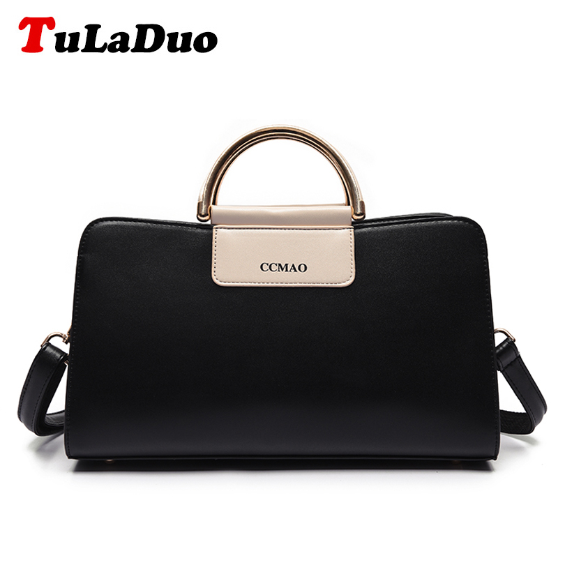 Luxury Handbags Women Bags Designer Famous Brand Women Shoulder Bag Black Fashion Top-handle bag Leather Ladies Hand Bags Tote цена