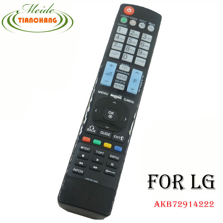 Universal Remote Control AKB72914222 For LG LED LCD 3D Smart TV AKB72914218 26LE5500 19LE5300 37LD460 32 42 47 50 Fernbedienung
