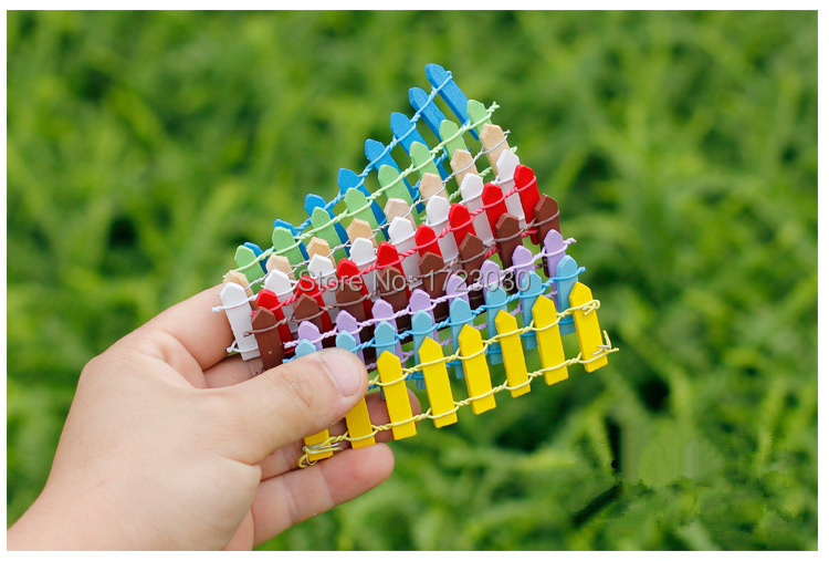 10pcs/set Cute Resin Crafts Decorations Miniature Fences Fairy Gnome  Terrarium Christmas Xmas Party Garden Gift LH1876 In Figurines U0026 Miniatures  From Home ...