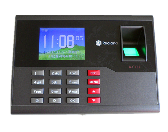 Realand RFID Card+Password +TCP/IP +USB biometric fingerprint terminal time attendance realand tcp ip rfid card