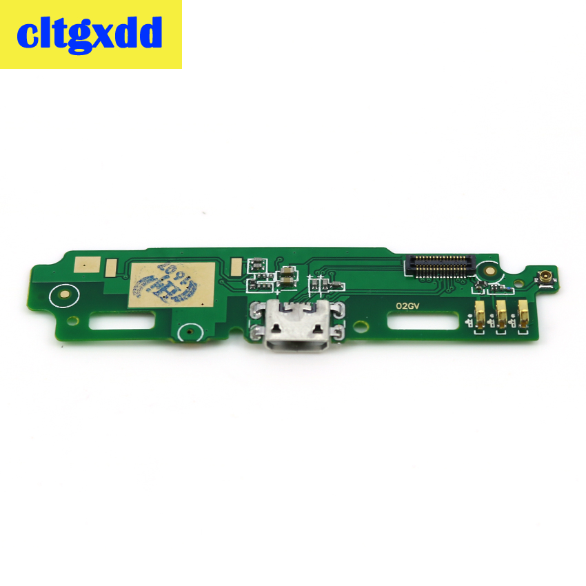 cltgxdd 1pc For <font><b>Xiaomi</b></font> <font><b>Redmi</b></font> <font><b>3</b></font> <font><b>Pro</b></font> Prime Micro Dock Connector Board <font><b>USB</b></font> Charging Port Flex Cable with Mircrophone Modules Parts image