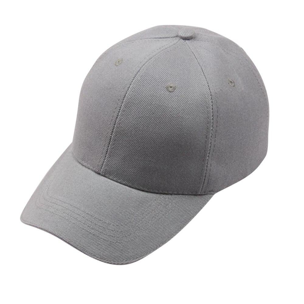 Unisex Cap Snapback-Hats Baseball-Cap Trucker-Cap Mesh Streetwear Plain Casual Women