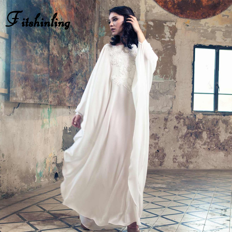 Fitshinling Chiffon oversized maxi dress summer tunic 2019 hollow out embroidery loose beach long dresses boho sexy pareos women