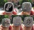 5 pcs 1999 2003 2005 2007 2014 San Antonio Spur fan presente anel Anel de Campeão DUNCAN cinco juntos esporte Basquete wholsesale