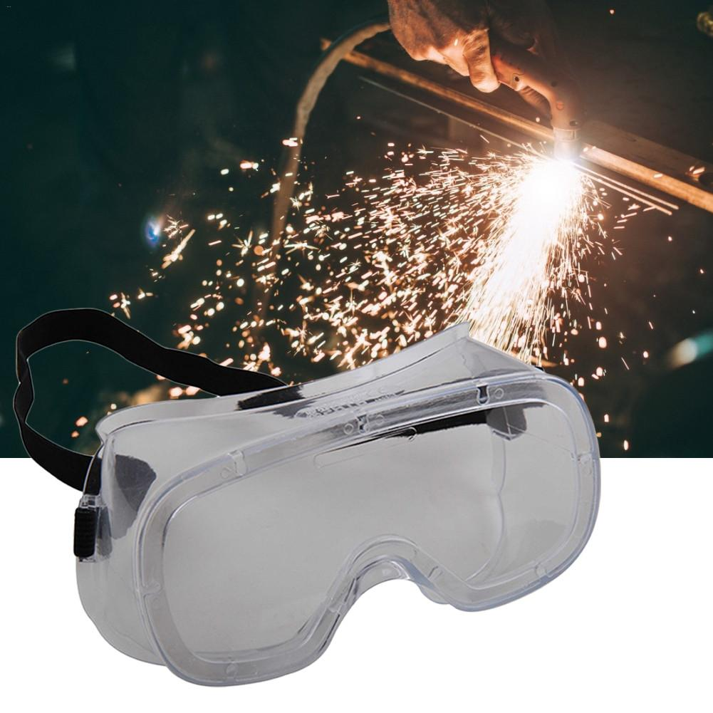 Welding Goggles Eye Protection Glasses Anti Fog Goggles Welding Gas Cutting Safety Glasses Labor Insurance Tool