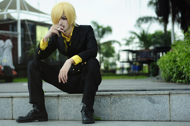 Sanji Vinsmoke After 2y Cosplay Costume One Piece Merchandise Free Shipping Worldwide