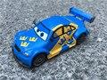 Pixar Автомобилей Фильм 1:55 Металл Литья Под Давлением Ян Флэш-Нильссон Швеции Гонщик Супер Чейз Игрушка Cars Новые Свободные