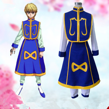 Cosplay de Kurapika de Hunter x Hunter Merchandising de Hunter X Hunter