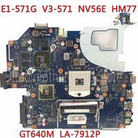 KEFU LA 7912P Motherboard Fit For ACER Aspire E1 571G V3 571G V3 571 Motherboard Q5WV1