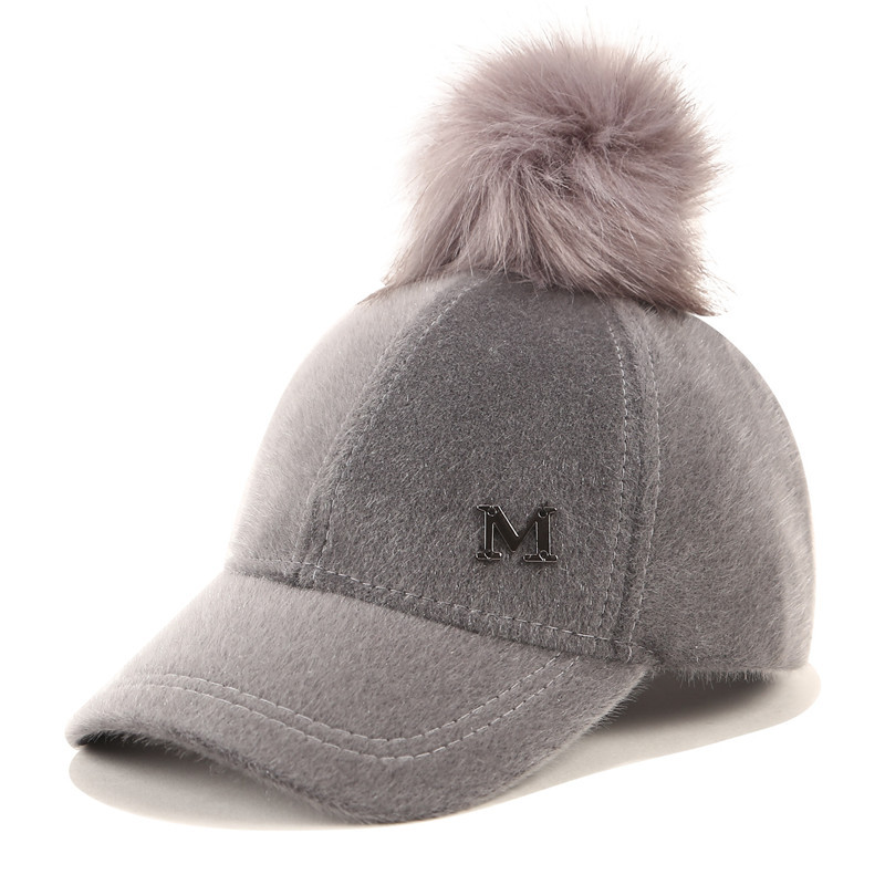 a3f4bd7c231 Detail Feedback Questions about New Women Cap Pom Pom Winter ...