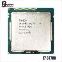 Intel Core i7 3770K i7 3770K 3.5 GHz Dört Çekirdekli CPU İşlemcİ 8M 77W LGA 1155