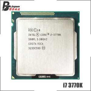Image 1 - Intel Core i7 3770K  i7 3770K 3.5 GHz Quad Core CPU Processor 8M 77W LGA 1155