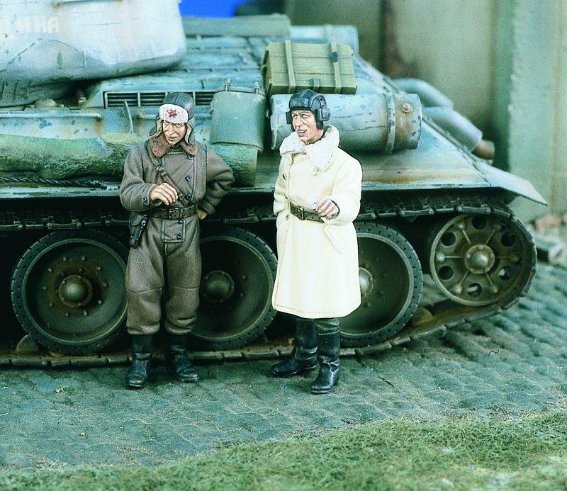 1:35 Soviet Tank Troops