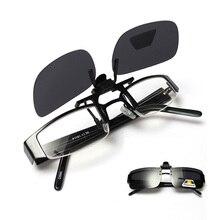 Polarisées Clip Sur lunettes de Soleil De Pêche De Pêche Lunettes S M L  Poissons Lunettes de Sport Lentille 5c3f7d91d8f3