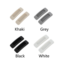 2 шт. самоклеющиеся ABS ручки раздвижные для домашнего экономичного шкафа оконные ручки тип пасты прямоугольные двери выдвижной ящик шкаф