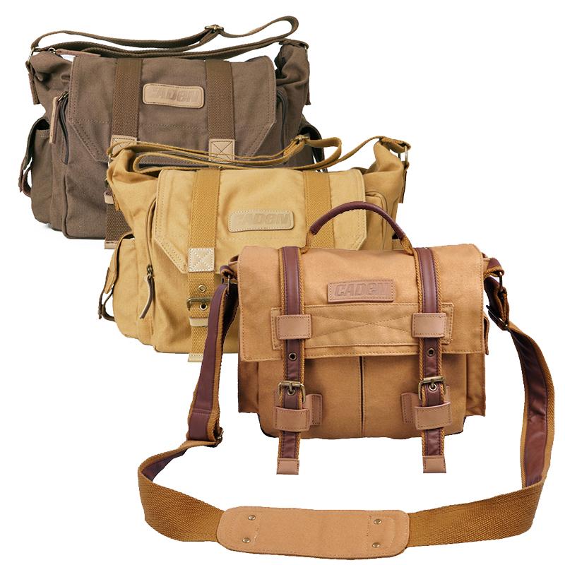 Prix pour Caden caméra sac sling épaule sacs photo vidéo souple dslr pack cas voyage caméra cas pour dslr canon nikon sony f1 f3